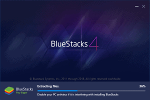 How to install BlueStacks on PC