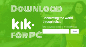 Download kik for PC