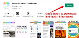 Download SmartNews for PC