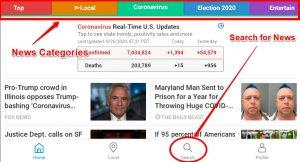 Download SmartNews for PC -News Screen