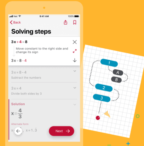 Solving Steps- Download Photomath for PC